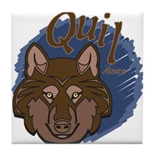 Quil Ateara Tile Coaster