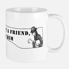 Suspect a Friend Mug