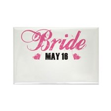 Cute Bride 2010 Rectangle Magnet