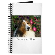 I love you Mom Journal
