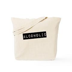Acoholic Tote Bag