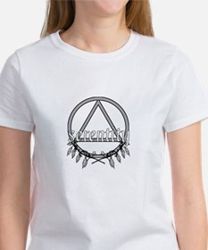 Serenity Triangle Women's T-Shirt