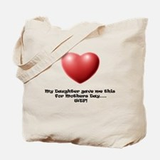 WTF! from Daughter Tote Bag