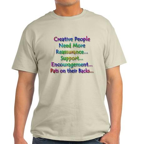 Creative People Light T-Shirt