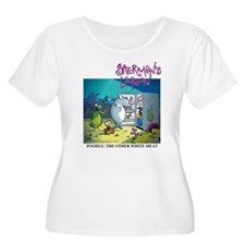 Poodle: The Other White Meat T-Shirt