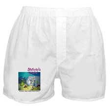 Poodle: The Other White Meat Boxer Shorts