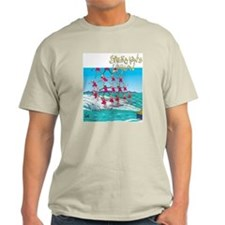 Waterskiing Light T-Shirt