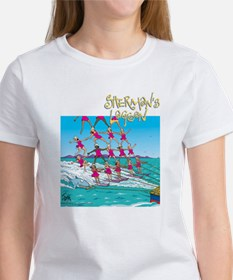 Waterskiing Women's T-Shirt
