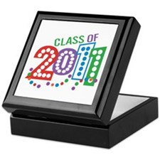 Class 11 Celebration Keepsake Box