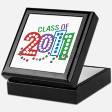 Class 11 Celebration Keepsake Box