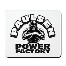 Paulsen Power House Mousepad