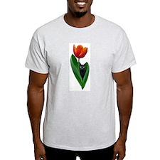 Tulip Cat T-Shirt