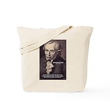 Kant Moral Law: Tote Bag
