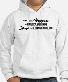 Whatever Happens - Mechanical Eng Hoodie