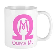 Omega MU - Pink - Mug