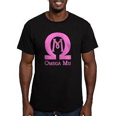 Omega MU - Pink - T