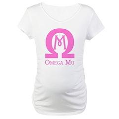 Omega MU - Pink - Shirt
