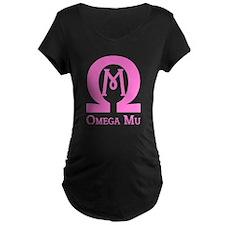 Omega MU - Pink - T-Shirt