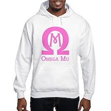 Omega MU - Pink - Hoodie