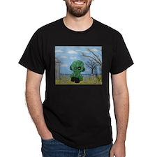 Cute Mad robot T-Shirt