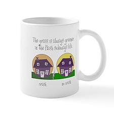 Cute Sideways timeline Mug
