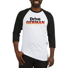 Drive German Baseball Jersey