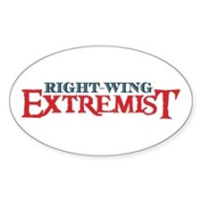 The Right-Wing Extremist Decal