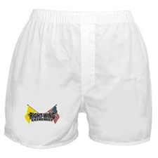 Right Wing Extremist Flags Boxer Shorts