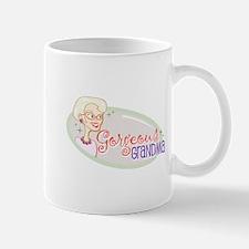 Unique Gorgeous grandma Mug