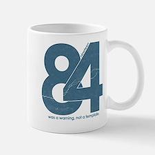 1984 Big Brother Orwell Mug