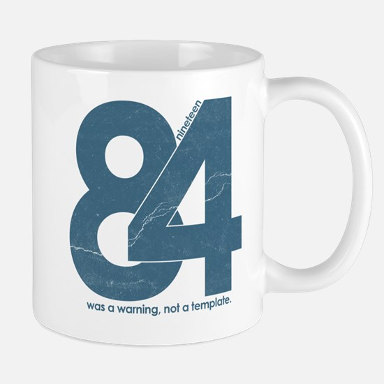1984 Big Brother Orwell Mug
