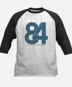 1984 Big Brother Orwell Kids Baseball Jersey