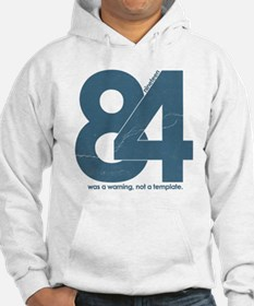 1984 Big Brother Orwell Hoodie