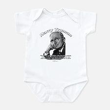 Harry Truman 03 Infant Creeper
