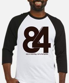 1984 Orwell Big Brother Baseball Jersey