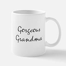 Cute Gorgeous grandma Mug
