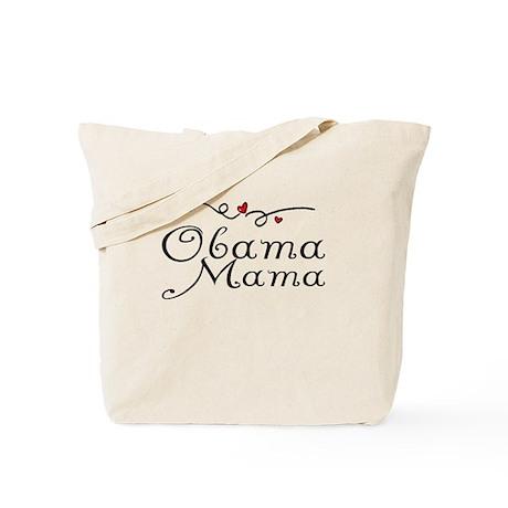 OBAMA MAMA: Tote Bag