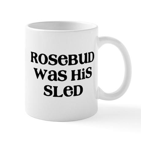 Rosebud Mug