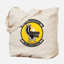 12th Fighter Squadron Tote Bag