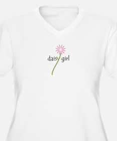 Pink Daisy Girl T-Shirt