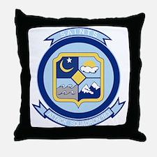 VA-163 Saints Throw Pillow