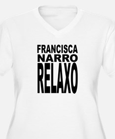 Latin Frankie Say Relax T-Shirt