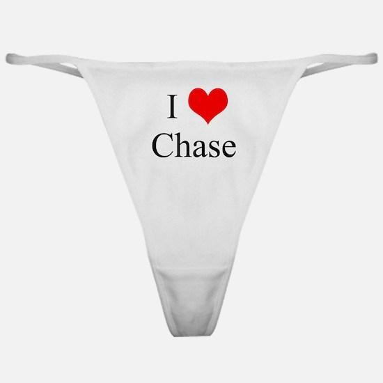 Chase Thong