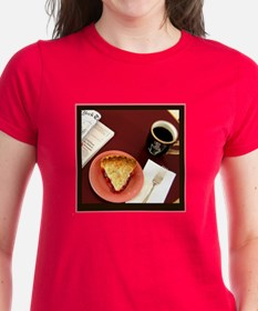 Cherry Pie & Coffee Tee