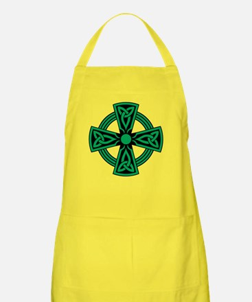 Celtic Cross Apron