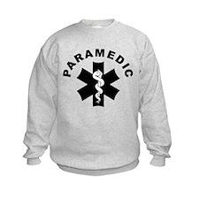 Paramedic Star Of Life Sweatshirt