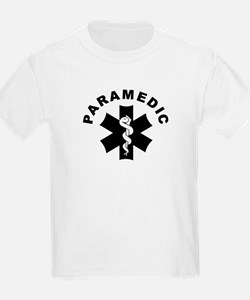 Paramedic Star Of Life T-Shirt