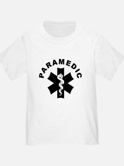 Paramedic Star Of Life T