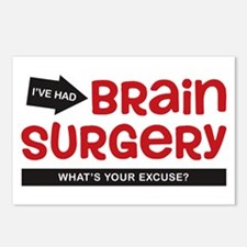 Brain Surgery Postcards (Package of 8)