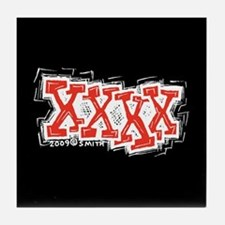 XXXX Tile Coaster